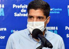 Salvador registra 38% de ocupação de leitos de UTI e Neto enxerga situação 'controlada'