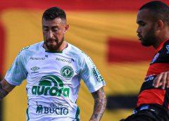 Vitória só empata com a Chapecoense e perde chance de sair do Z-4